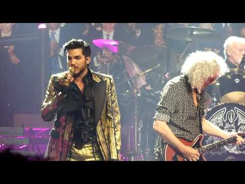 Queen & Adam Lambert - In The Lap Of The Gods / Somebody To Love - Vancouver 7/10/2019
