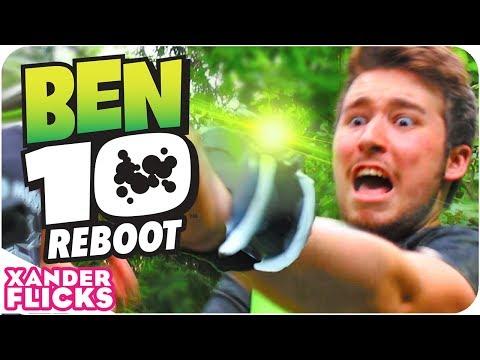 Ben 10 Reboot Parody - XanderFlicks thumbnail