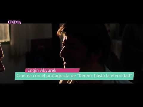 New reportage EnginAkyürek from cinema con with monica ortiz
