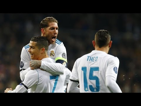 Real Madrid 3 B. Dortmund 2 | Reacción y goles | Audio Cope | Champions League 2017/18