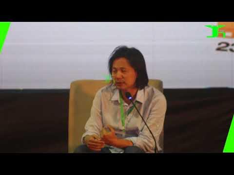 Harvan Agustriansyah Indonesian Film Director in APFF Karachi Edition