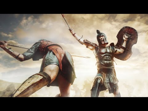 Gladiator News Live Stream(Not Actually Streaming On Air)