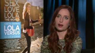 Whitney - Zoe Lister Jones on the second season