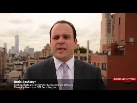 Boris Epshteyn on Russian Investment Climate