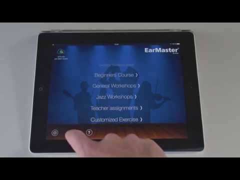 EarMaster - Music Theory & Ear Training App - Tutorial #1 - General Overview