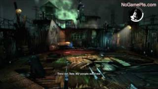 Batman: Arkham Asylum Walkthrough 36 Titan Joker (Final Boss)