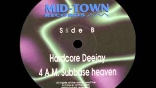 Dyewitness - Hardcore Deejay (B1)