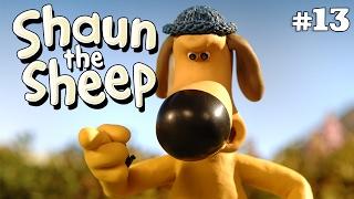 Shaun the Sheep -  Scrumping S1E12 (DVDRip XvID)