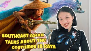 The Cultural Inspirations in Raya and the Last Dragon