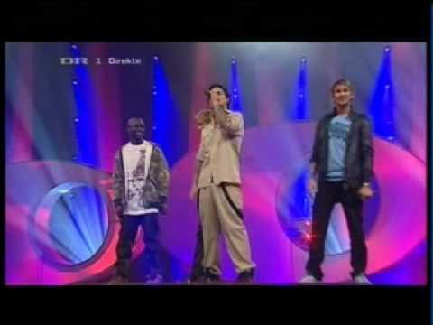 """""""Tree of life"""" Unite (Danish melody Grand Prix finale 2008)"""