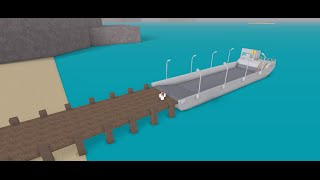 Roblox: Lumber Tycoon 2: Ferry Tutorial