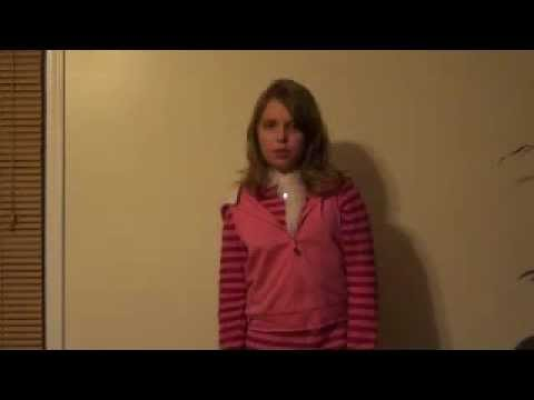 Alexia Christison SINGING Turning Page by Sleeping at Last