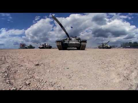 Танковый биатлон 360:
