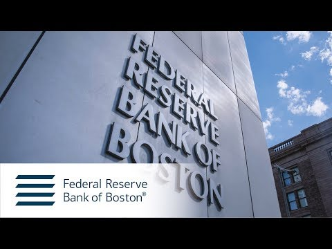 What does the Boston Fed do?