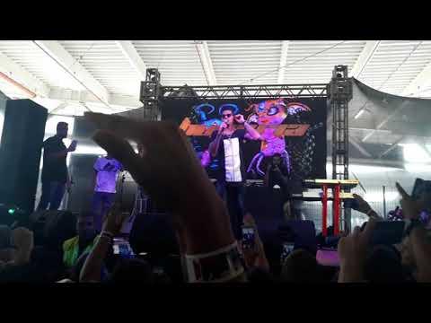 Hungria Hip Hop 04/03 Porto Alegre   Arena do Grêmio   Show   Expobaixos