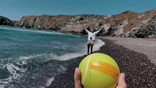 Shooting The Tennis Ball Camera In Cornwall