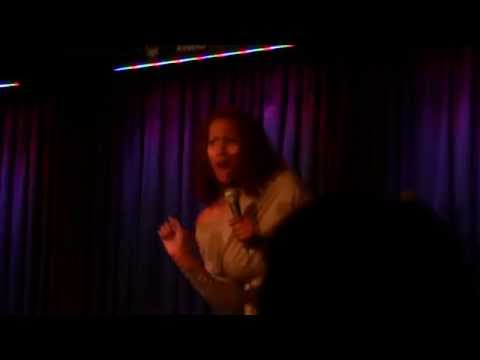 Nayo Wallace performs at Vitello's in Studio City, CA. 10062014