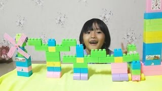 Colors building blocks toys education and creative for kids | building blocks for children