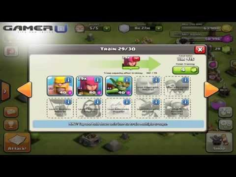 Clash of Clans -  Best Guide to Archers
