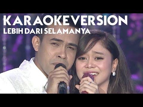 Fildan Dan Lesti - Lebih Dari Selamanya (Karaoke Version)
