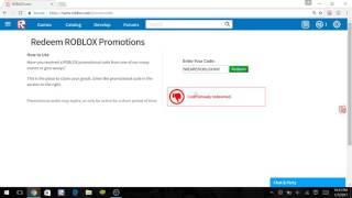 NEW| ROBLOX CODE FOR BLUE VISOR| 2017!!!!!| LEGIT FREE!!!!