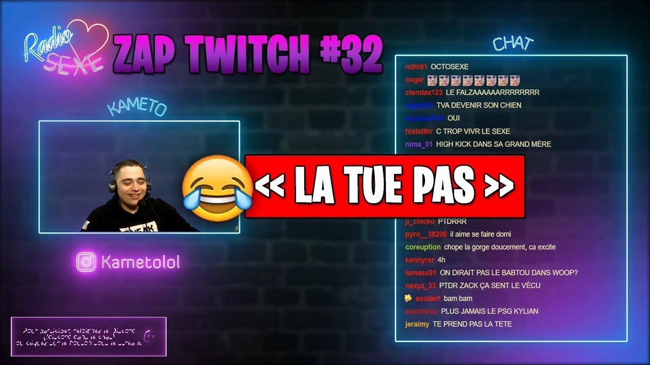 La Radio Sexe du 13/01, Teeqzy stream enfin en FaceCam pour la première fois ! Best of twitch #32
