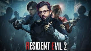 YE ZOMBIE WAALA HAI KYA? | RESIDENT EVIL 2 #1 ( NO RESTRICTION)