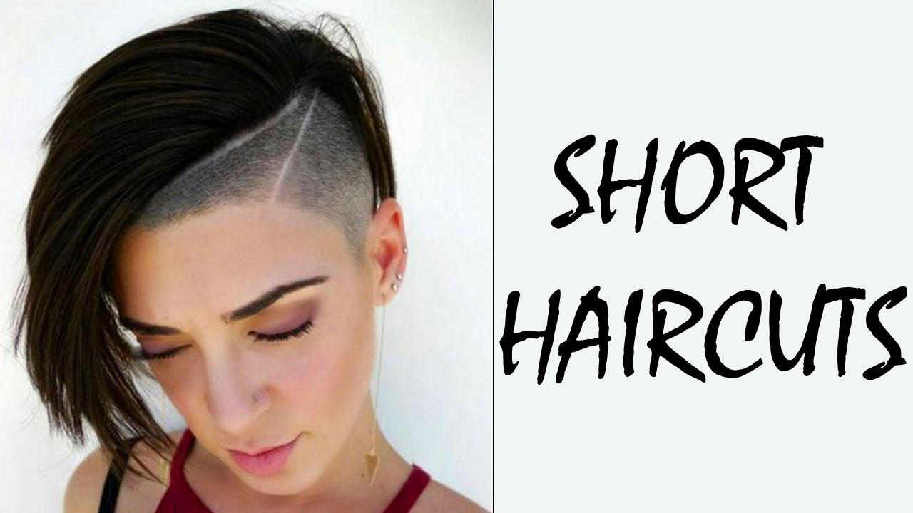 Amazing Short Haircuts 2018 Youtube