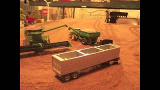1:64 Soybean Harvest