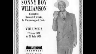 Sonny Boy Williamson, Insurance man blues