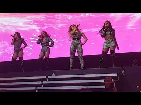 Fifth Harmony - Sauced up (PSA TOUR CHILE) Movistar Arena