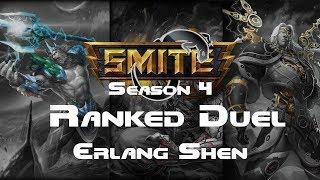 Smite - Ranked 1v1 Duel A-Z Series - Erlang Shen Episode 29