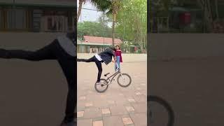 New Short Video 2021 new bicycle stunt 202 Ye Dil Deewana(Maine Uske Sheher Ko Chhoda)#short,#tiktok