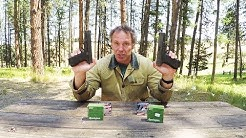 Concealed Carry: .40 S/W vs. .45 ACP.