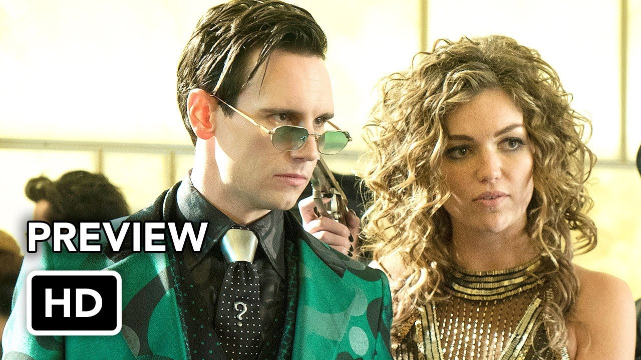 """Download Gotham Series Finale """"The End Of The Beginning"""" Featurette (HD)"""