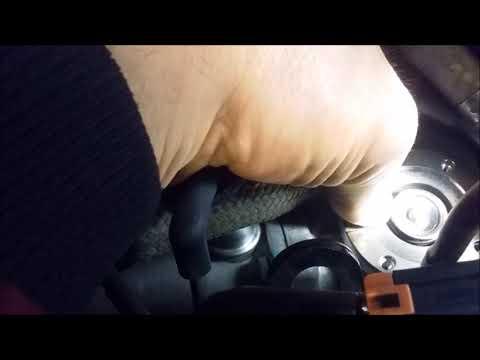 Hyundai Tucson 2 0 CRDI nefunkční EGR ventil