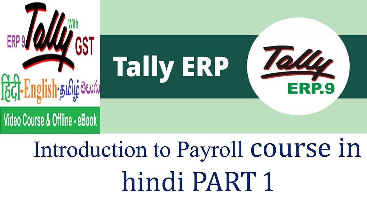 Tally Erp Ebook