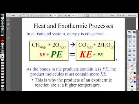 Thermo I AP Chem Bond Energy and Enthalpy
