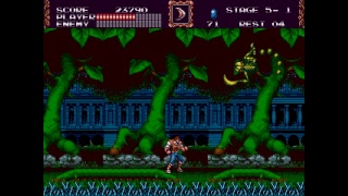 Castlevania Bloodlines !!! ESSE É BÃO PRA DRÁCULA!?!? (Berimbauzeiro)