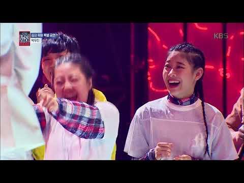 댄싱하이 - 이것이 댄싱하이 심사 위원의 클래스! 심사 위원 특별 공연! 20181019