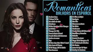 Las 100 mejores baladas en espanol  Musica Romantica 70 80 90 Para Trabajar y Concentrarse