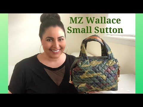 MZ Wallace Small Sutton - Review, What's in my Bag, and Mod Shots