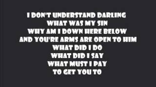 Bruce Springsteen - Talk to Me (lyrics)