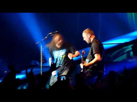 Volbeat - Evelyn feat. Lars Göran Petrov from Entombed [HD] live