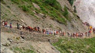 amarnath yatra, अमरनाथ यात्रा वीडियो