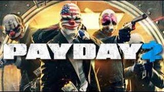 PAYDAY 2 Türkçe Multiplayer #2 - Banka Soygunu