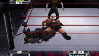 The Hardy Boyz vs The Big Show | WWF NO MERCY
