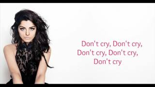 Bebe Rexha - Bad Bitches Don't Cry (Lyrics)