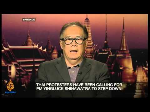 Inside Story - Will protests overthrow the Thai government?