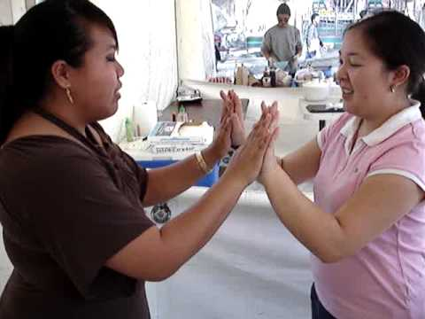 Darline v. Jenny Hand-clapping Game